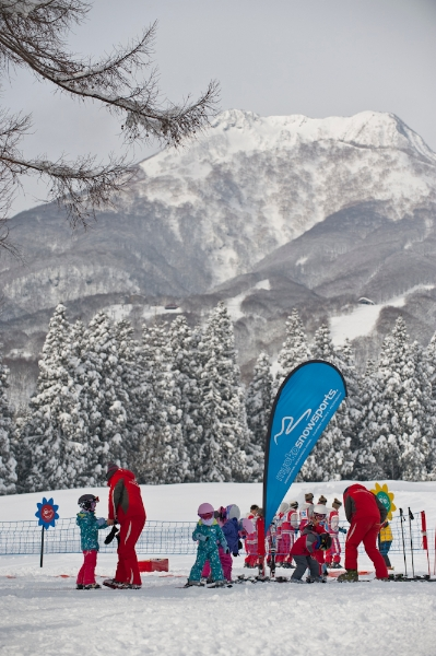Mt Myoko and ski school