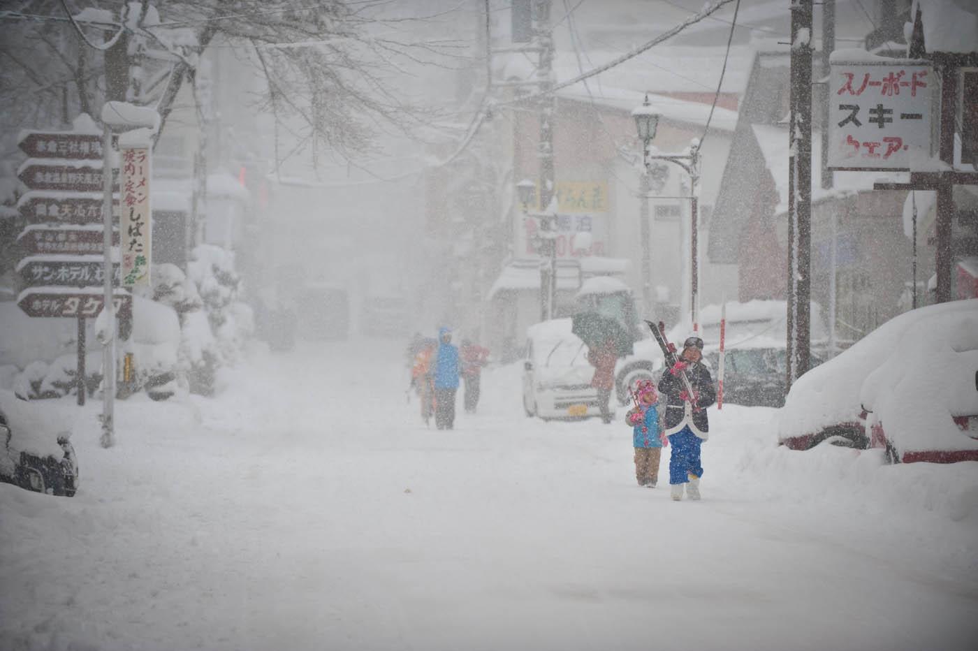 Myoko Kogen Snow Report 2 January 2014