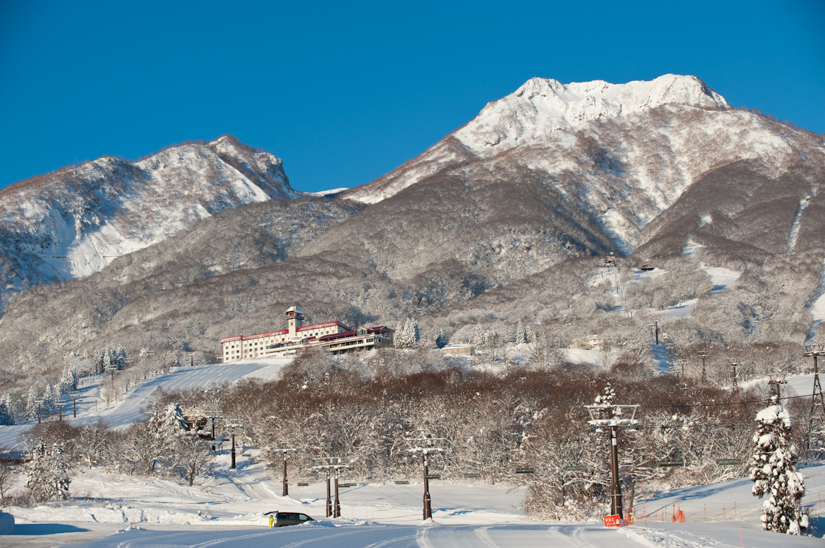 Myoko Kogen Snow Report 7th January 2014