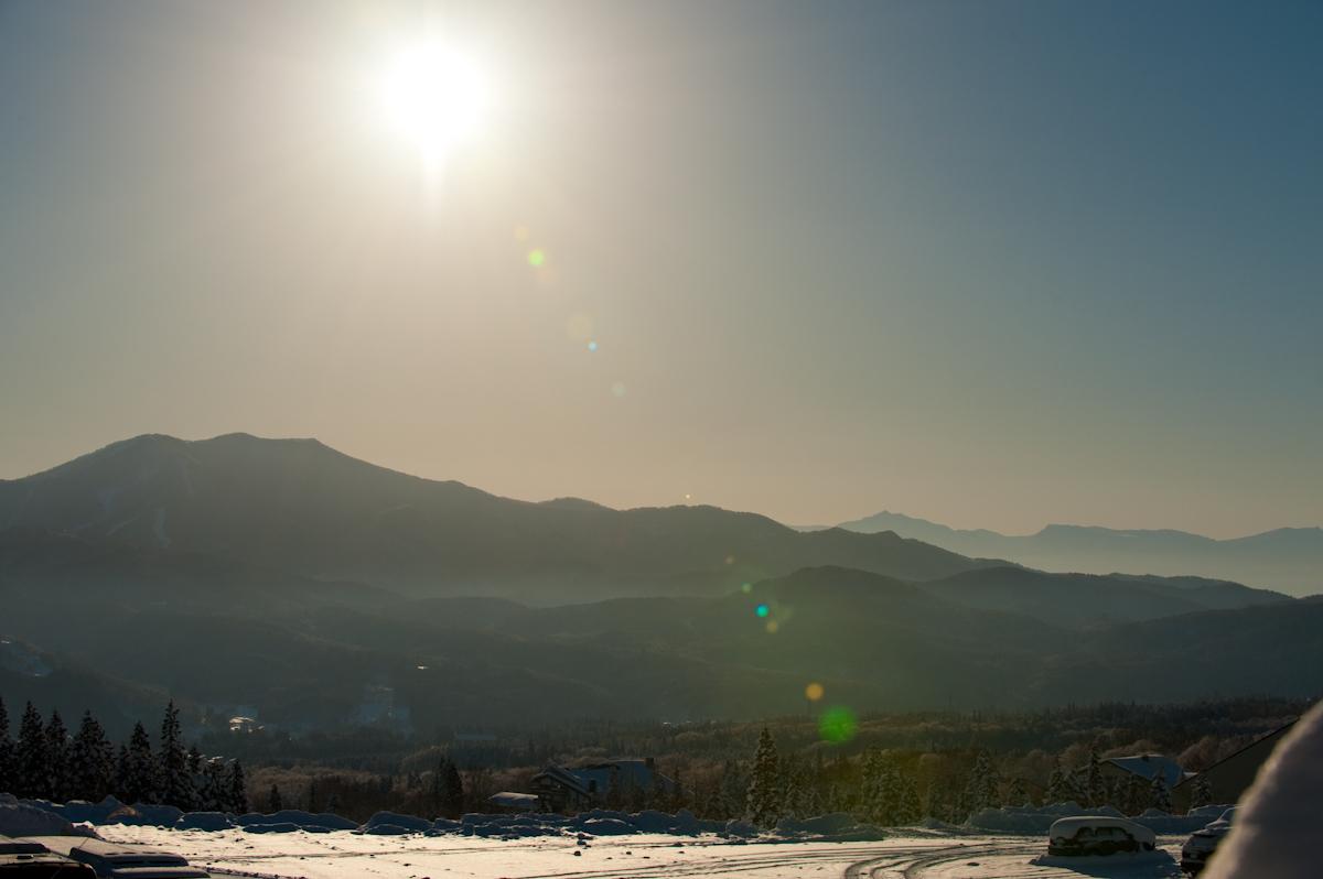 Myoko Kogen Snow Report 7 January 2014