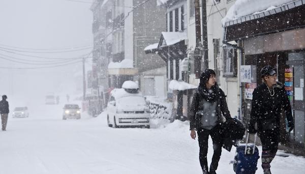 Myoko Kogen Snow Report 4 January 2014