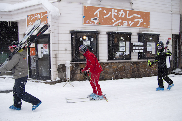 Myoko Kogen Snow Report 4 January 2014