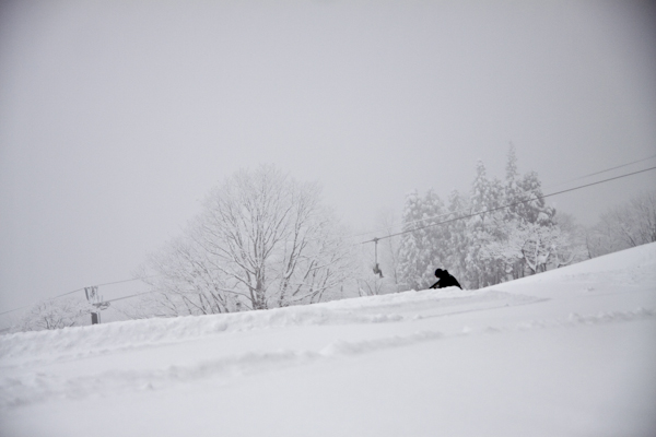 Myoko Kogen Snow Report 5 January 2014