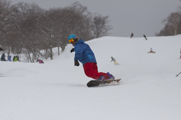 Myoko Kogen Snow report 13th february 2014