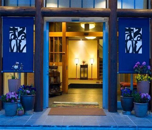 Gensennoyado Maruishi Inn Hakuba ryokan