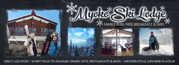 myoko ski lodge, akakura accommodation