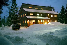 bears den hakuba accommodation