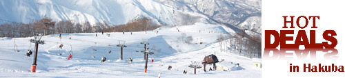 Hakuba Snow Report - Hakuba Accommodation