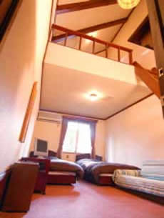 Eternal Flame is a recently new pension style accommodation in Hakuba