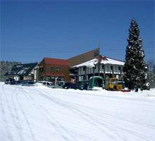 Akakura Villa Mon Repos. Ski in, ski out Akakura Hotel