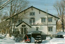 Pension in Myoko - Akakura Onsen Accommodation