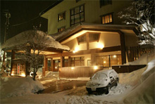Hotel Shuzan, Seventh Door Inn in Akakura Onsen, Myoko