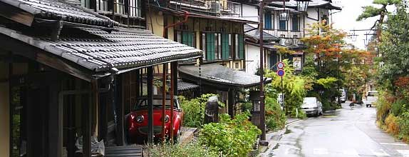 yudanaka onsen accommodation