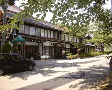 Yuyado Sekiya in Kanbayashi Onsen, Nagano