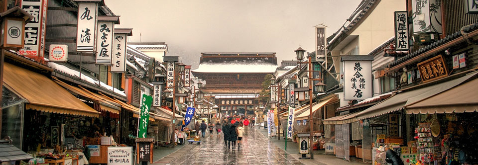 Zenkoji Temple, Myoko Day Tours