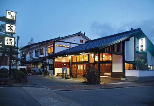 Kamesei Ryokan - Japan Onsen Town Accommodation