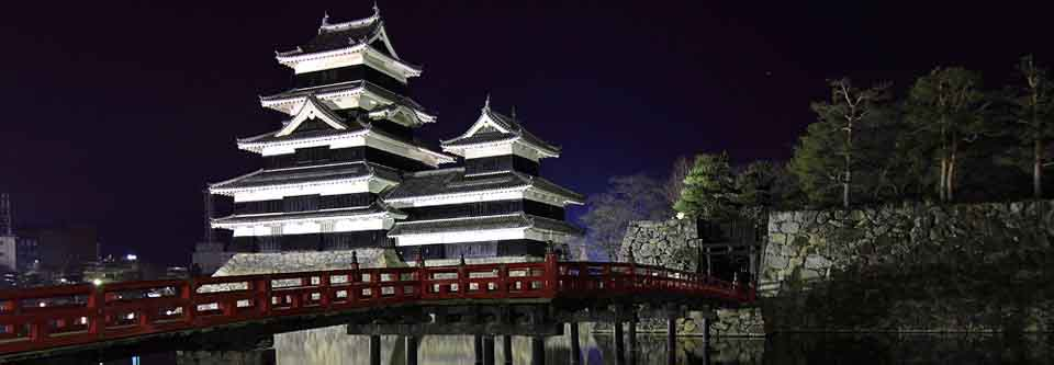 Matsumoto Castle - Japan's Oldest Castle