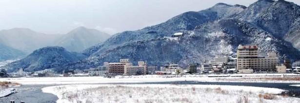 Onsen town Japan Guide