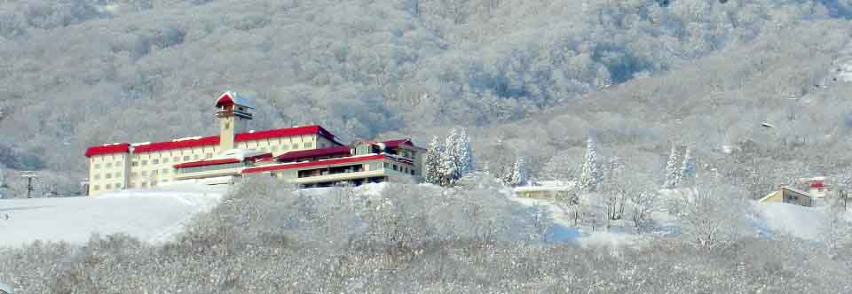 Luxury Myoko Accommodation