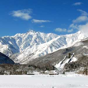 Nagano Snow Report & Weather in Hakuba