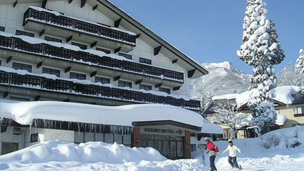 Alp Hotel Myoko, Akakura Onsen, Myoko Kogen