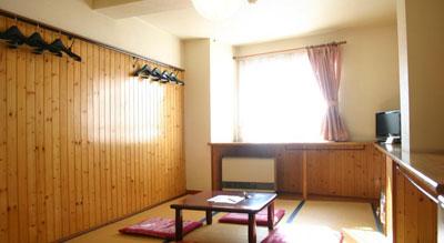hotel silverhorn myoko room
