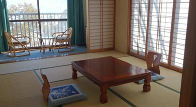 Akakura Sun Hotel bedroom