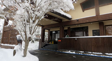 Myoko-Ryokan-Accommodation