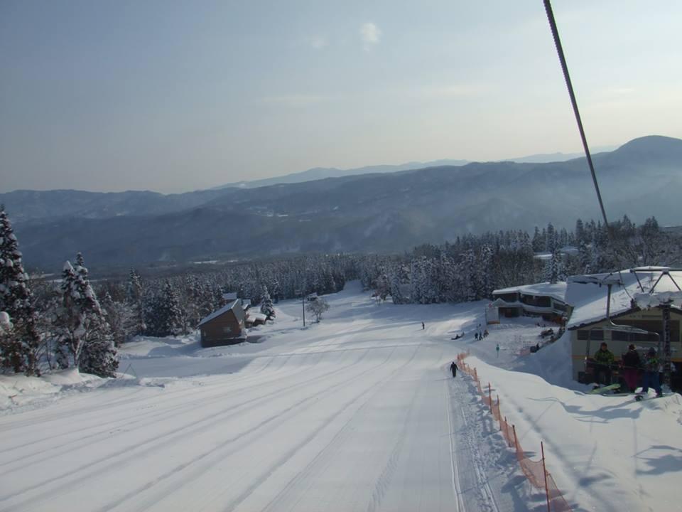 ski in, ski out, Myoko Akakura