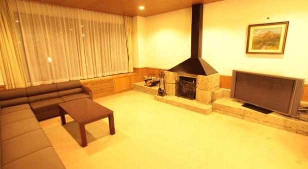 Ikenotaira Onsen Inn