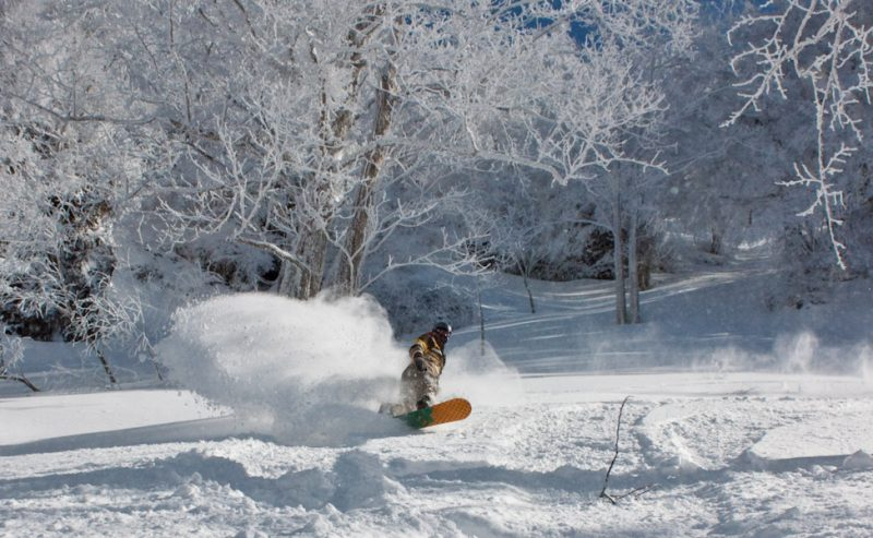 March Magic Myoko Nozawa Ski Package