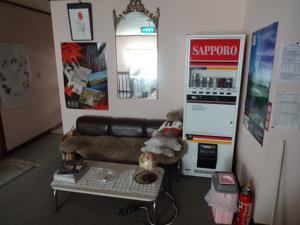 Lodge Myoko-Sitting Room