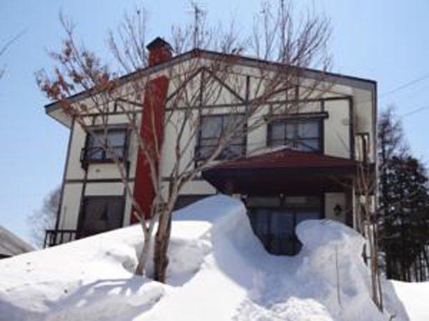 Lodge Myoko, Ikenotaira Onsen