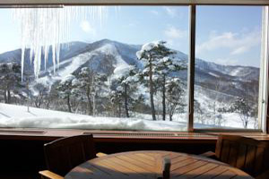 Madarao Kogen Hotel-Hill View