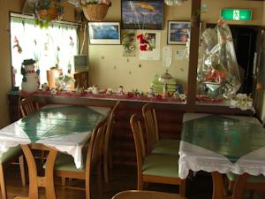 Pension One-Dining Area