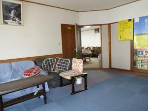 Lodge Suginohara-Sitting Area
