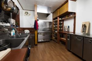 MYOKO POWDER HOSTEL-Kitchen Area