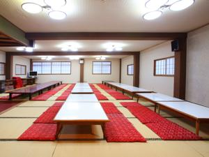 Onsen Yado Echo-Dining Area