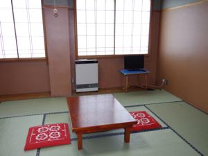 Onsen Yado Echo-Living Area
