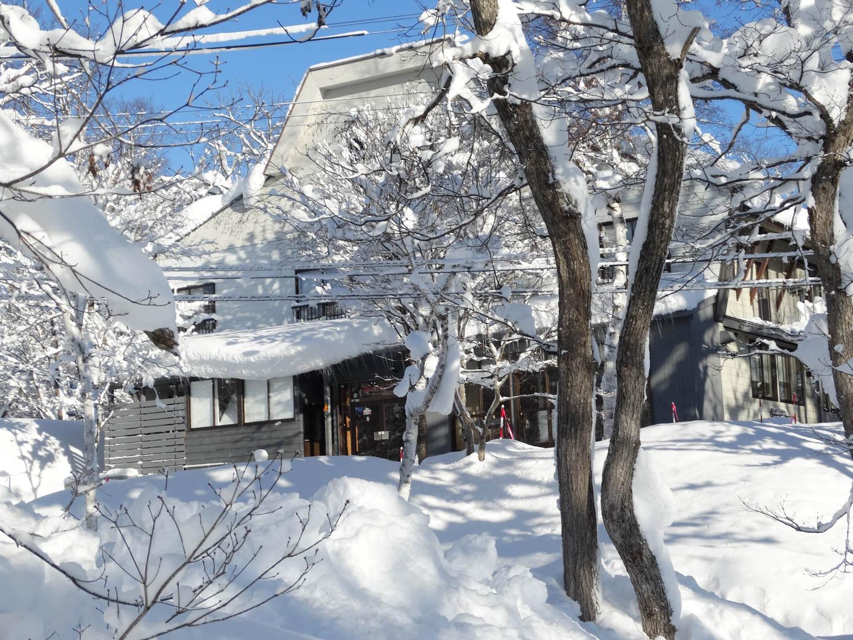 myoko mountain lodge, akakura kanko, akakan accommodation