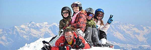 ski school rentals
