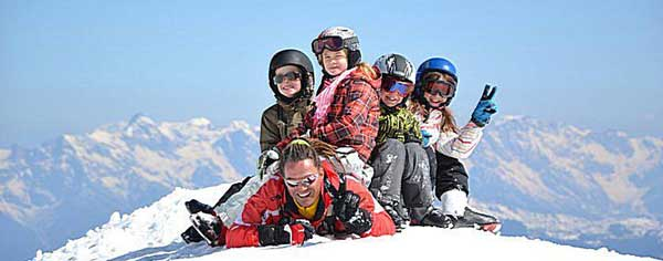 Nozawa Onsen Ski Schools & Nozawa Ski Rentals