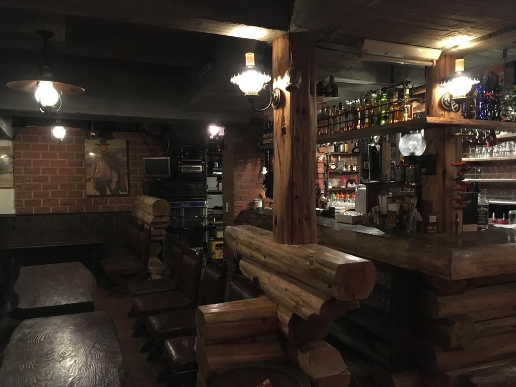 Lodge Hunter Restaurant, Myoko Akakura