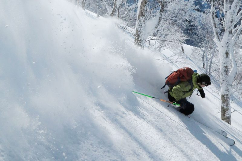 nozawa backcountry
