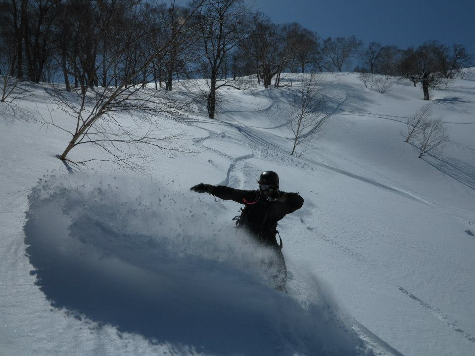 nozawa backcountry ski