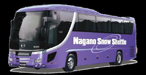 tokyo nagano bus shuttle myoko