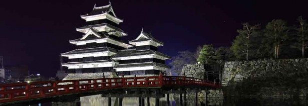 Matsumoto Castle. Tours from Nozawa Onsen