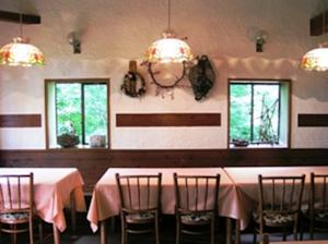 Madarao Elm Pension-Dining Room